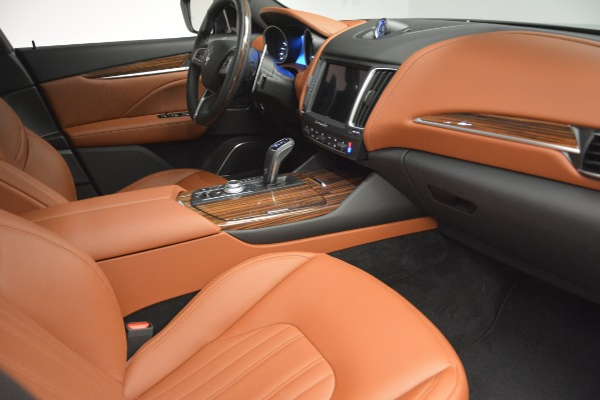 New 2019 Maserati Levante Q4 GranLusso for sale Sold at Pagani of Greenwich in Greenwich CT 06830 14