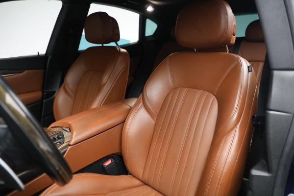 New 2019 Maserati Levante Q4 GranLusso for sale Sold at Pagani of Greenwich in Greenwich CT 06830 15