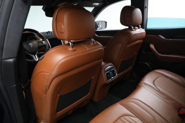 New 2019 Maserati Levante Q4 GranLusso for sale Sold at Pagani of Greenwich in Greenwich CT 06830 18