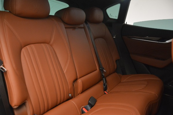 New 2019 Maserati Levante Q4 GranLusso for sale Sold at Pagani of Greenwich in Greenwich CT 06830 19