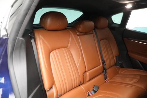 New 2019 Maserati Levante Q4 GranLusso for sale Sold at Pagani of Greenwich in Greenwich CT 06830 25