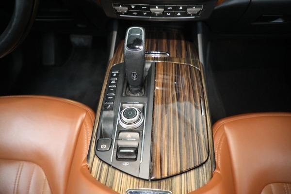 New 2019 Maserati Levante Q4 GranLusso for sale Sold at Pagani of Greenwich in Greenwich CT 06830 26