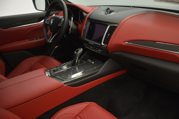 New 2019 Maserati Levante S Q4 GranSport for sale Sold at Pagani of Greenwich in Greenwich CT 06830 20
