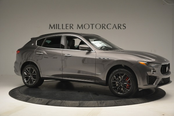New 2019 Maserati Levante S Q4 GranSport for sale Sold at Pagani of Greenwich in Greenwich CT 06830 10