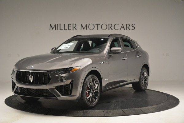 New 2019 Maserati Levante S Q4 GranSport for sale Sold at Pagani of Greenwich in Greenwich CT 06830 1