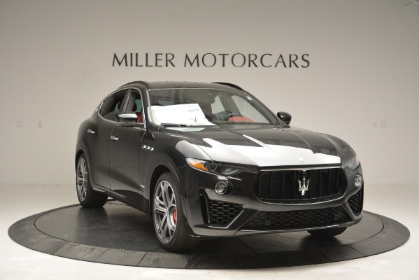 New 2019 Maserati Levante S Q4 GranSport for sale Sold at Pagani of Greenwich in Greenwich CT 06830 11