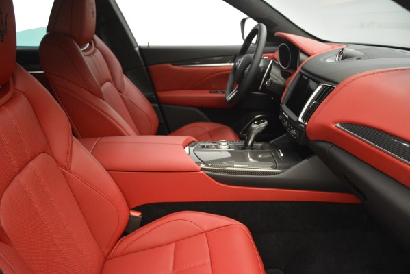 New 2019 Maserati Levante S Q4 GranSport for sale Sold at Pagani of Greenwich in Greenwich CT 06830 21