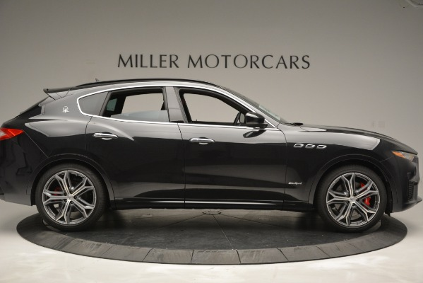 New 2019 Maserati Levante S Q4 GranSport for sale Sold at Pagani of Greenwich in Greenwich CT 06830 9