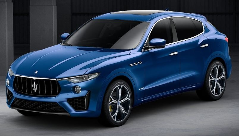 New 2019 Maserati Levante Q4 GranSport for sale Sold at Pagani of Greenwich in Greenwich CT 06830 1