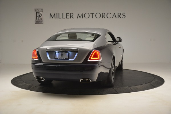 New 2019 Rolls-Royce Wraith for sale Sold at Pagani of Greenwich in Greenwich CT 06830 8