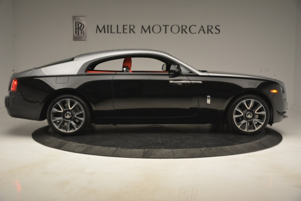New 2019 Rolls-Royce Wraith for sale Sold at Pagani of Greenwich in Greenwich CT 06830 12