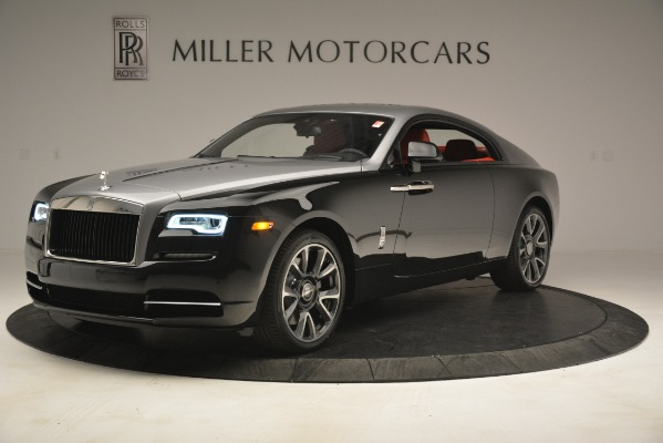 New 2019 Rolls-Royce Wraith for sale Sold at Pagani of Greenwich in Greenwich CT 06830 3