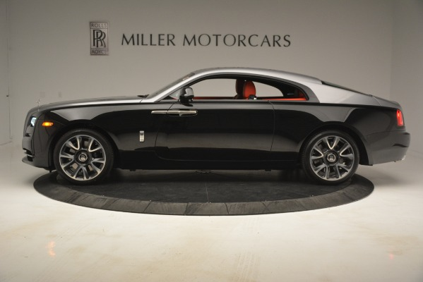 New 2019 Rolls-Royce Wraith for sale Sold at Pagani of Greenwich in Greenwich CT 06830 4