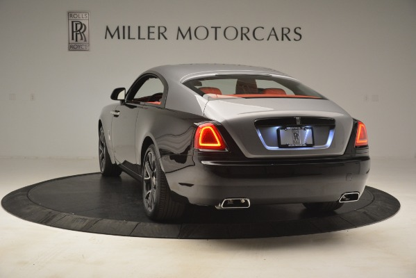 New 2019 Rolls-Royce Wraith for sale Sold at Pagani of Greenwich in Greenwich CT 06830 7