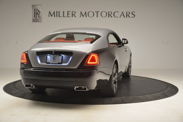 New 2019 Rolls-Royce Wraith for sale Sold at Pagani of Greenwich in Greenwich CT 06830 9