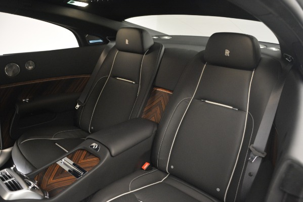 New 2019 Rolls-Royce Wraith for sale Sold at Pagani of Greenwich in Greenwich CT 06830 18