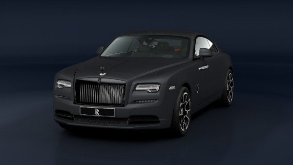 New 2019 Rolls-Royce Wraith Black Badge for sale Sold at Pagani of Greenwich in Greenwich CT 06830 2