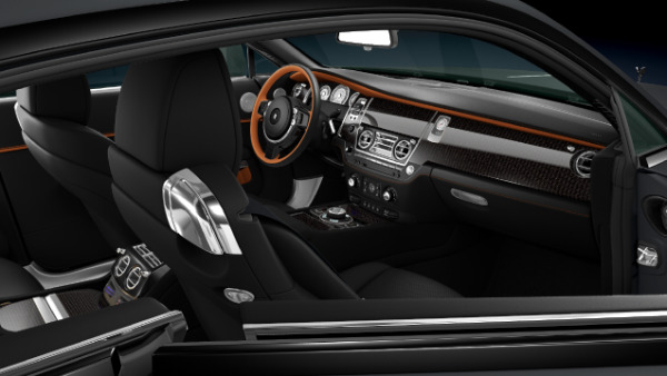 New 2019 Rolls-Royce Wraith Black Badge for sale Sold at Pagani of Greenwich in Greenwich CT 06830 4