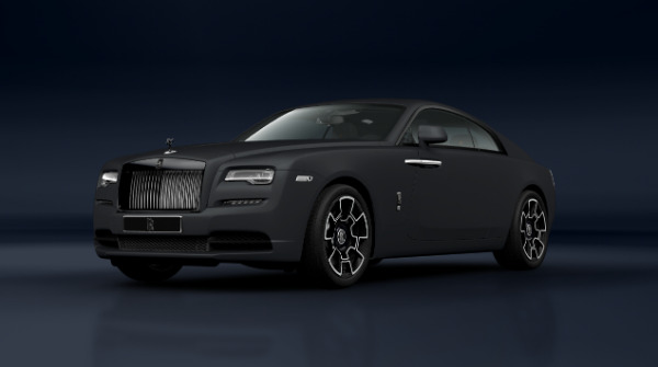 New 2019 Rolls-Royce Wraith Black Badge for sale Sold at Pagani of Greenwich in Greenwich CT 06830 1