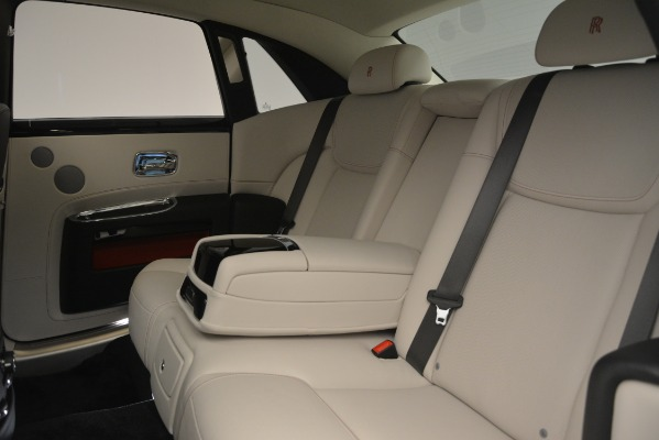 Used 2019 Rolls-Royce Ghost for sale $298,900 at Pagani of Greenwich in Greenwich CT 06830 26