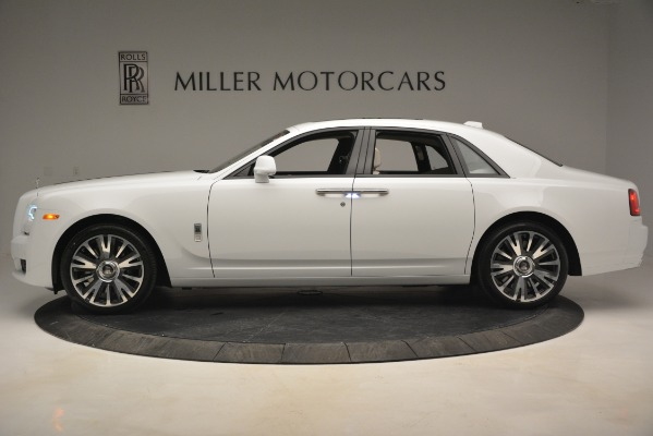 Used 2019 Rolls-Royce Ghost for sale $298,900 at Pagani of Greenwich in Greenwich CT 06830 3