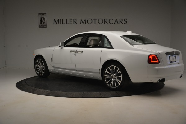 Used 2019 Rolls-Royce Ghost for sale $298,900 at Pagani of Greenwich in Greenwich CT 06830 4