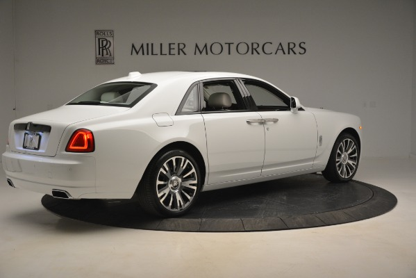 Used 2019 Rolls-Royce Ghost for sale $298,900 at Pagani of Greenwich in Greenwich CT 06830 7