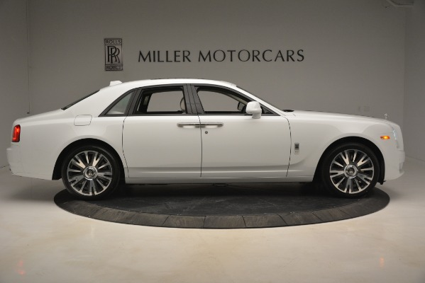 New 2019 Rolls-Royce Ghost for sale Sold at Pagani of Greenwich in Greenwich CT 06830 8