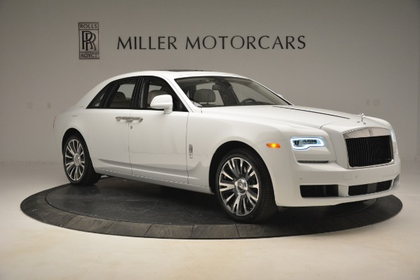 New 2019 Rolls-Royce Ghost for sale Sold at Pagani of Greenwich in Greenwich CT 06830 9