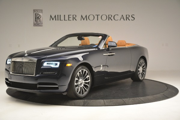New 2019 Rolls-Royce Dawn for sale Sold at Pagani of Greenwich in Greenwich CT 06830 3