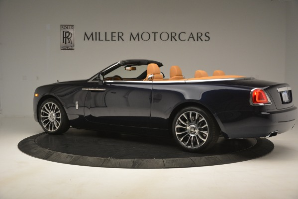 New 2019 Rolls-Royce Dawn for sale Sold at Pagani of Greenwich in Greenwich CT 06830 5