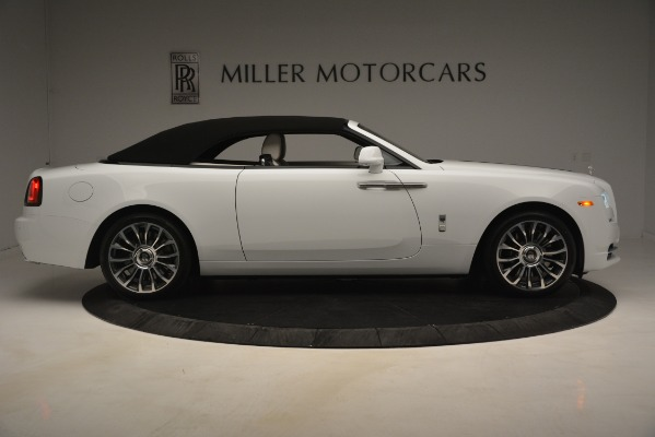 Used 2019 Rolls-Royce Dawn for sale $389,900 at Pagani of Greenwich in Greenwich CT 06830 26