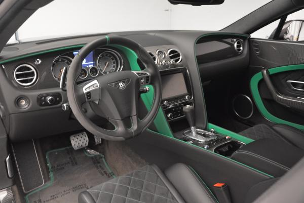 Used 2015 Bentley Continental GT GT3-R for sale Sold at Pagani of Greenwich in Greenwich CT 06830 18