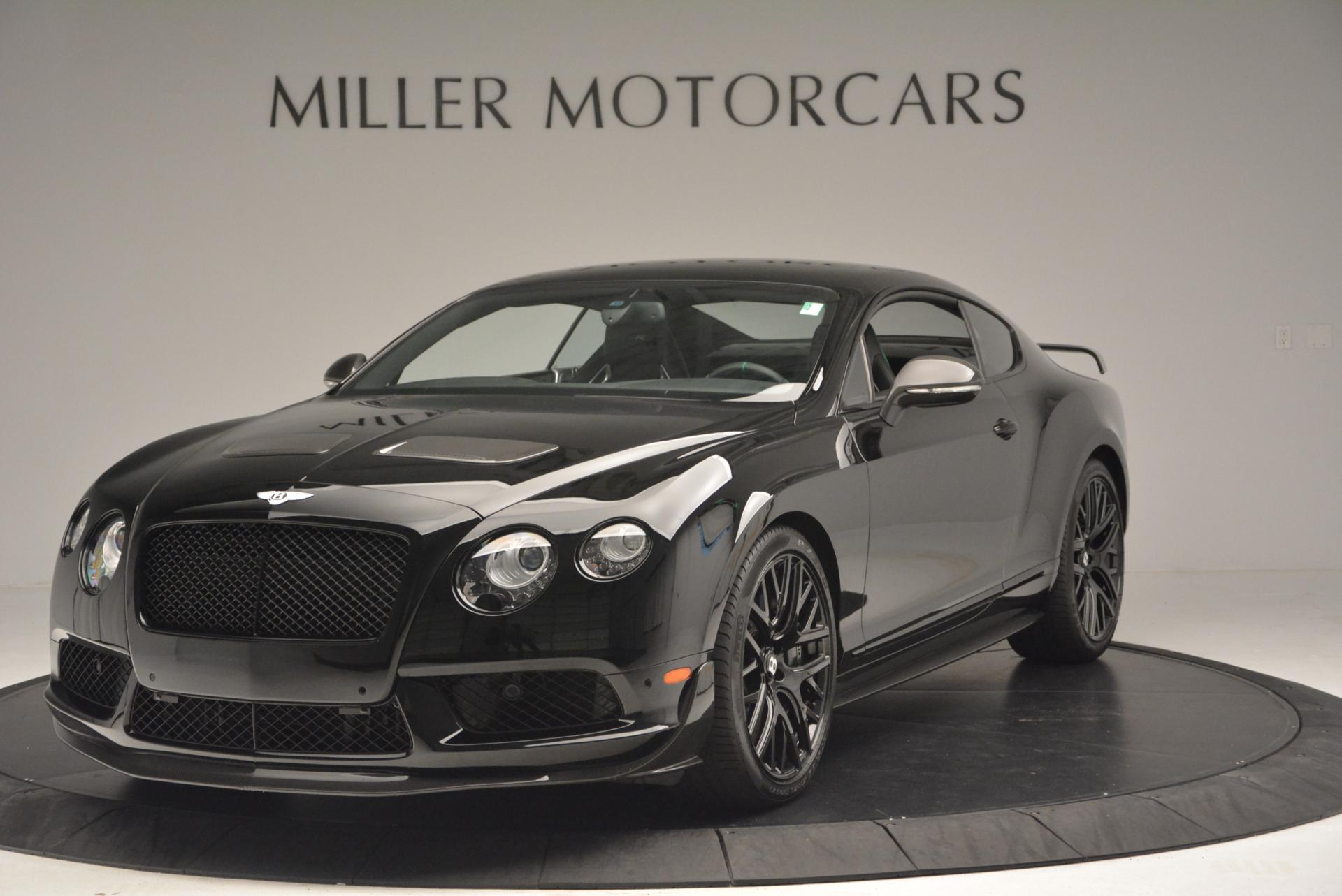 Used 2015 Bentley Continental GT GT3-R for sale Sold at Pagani of Greenwich in Greenwich CT 06830 1