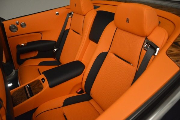 New 2019 Rolls-Royce Dawn for sale Sold at Pagani of Greenwich in Greenwich CT 06830 24
