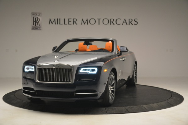 New 2019 Rolls-Royce Dawn for sale Sold at Pagani of Greenwich in Greenwich CT 06830 1