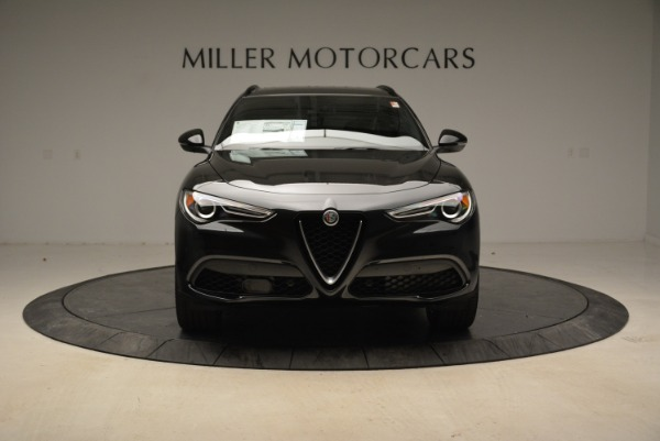 New 2019 Alfa Romeo Stelvio Sport Q4 for sale Sold at Pagani of Greenwich in Greenwich CT 06830 12