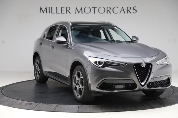 Used 2019 Alfa Romeo Stelvio Q4 for sale Sold at Pagani of Greenwich in Greenwich CT 06830 11