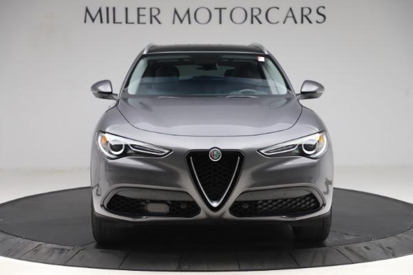 Used 2019 Alfa Romeo Stelvio Q4 for sale Sold at Pagani of Greenwich in Greenwich CT 06830 12