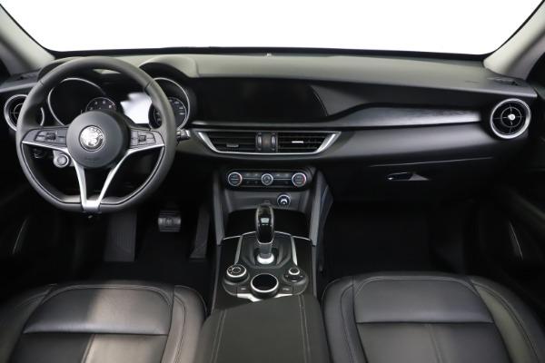 Used 2019 Alfa Romeo Stelvio Q4 for sale Sold at Pagani of Greenwich in Greenwich CT 06830 16