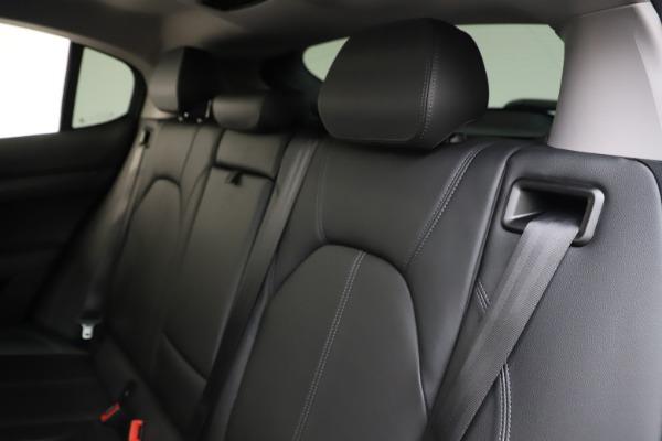 Used 2019 Alfa Romeo Stelvio Q4 for sale Sold at Pagani of Greenwich in Greenwich CT 06830 18