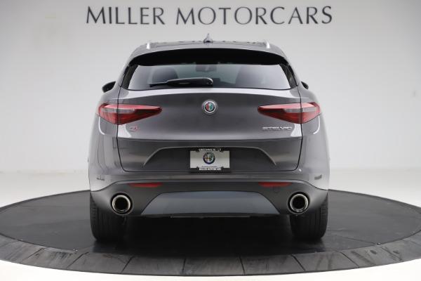Used 2019 Alfa Romeo Stelvio Q4 for sale Sold at Pagani of Greenwich in Greenwich CT 06830 6