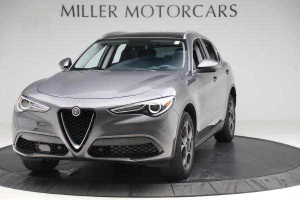 Used 2019 Alfa Romeo Stelvio Q4 for sale Sold at Pagani of Greenwich in Greenwich CT 06830 1