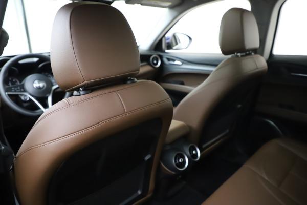 Used 2019 Alfa Romeo Stelvio Q4 for sale Sold at Pagani of Greenwich in Greenwich CT 06830 20