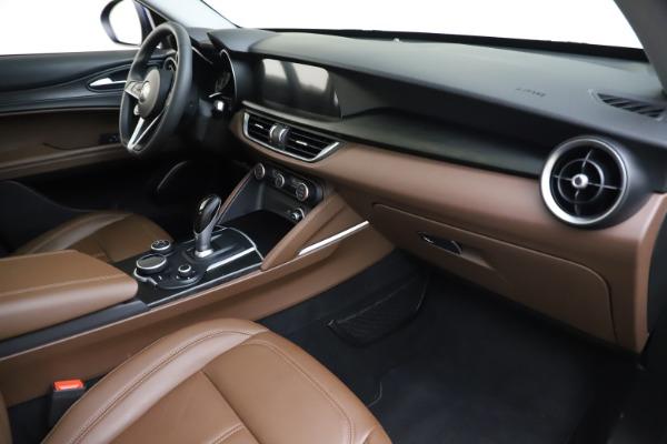 Used 2019 Alfa Romeo Stelvio Q4 for sale Sold at Pagani of Greenwich in Greenwich CT 06830 22