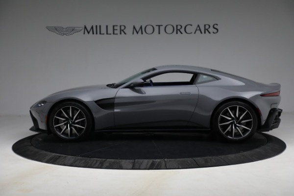 New 2019 Aston Martin Vantage for sale Sold at Pagani of Greenwich in Greenwich CT 06830 2