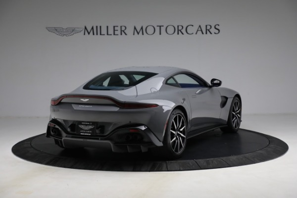New 2019 Aston Martin Vantage for sale Sold at Pagani of Greenwich in Greenwich CT 06830 6