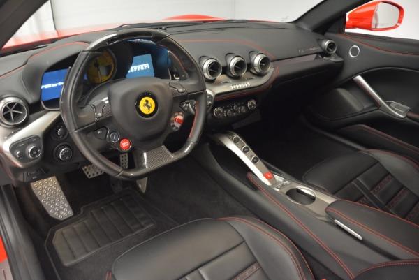 Used 2015 Ferrari F12 Berlinetta for sale Sold at Pagani of Greenwich in Greenwich CT 06830 13
