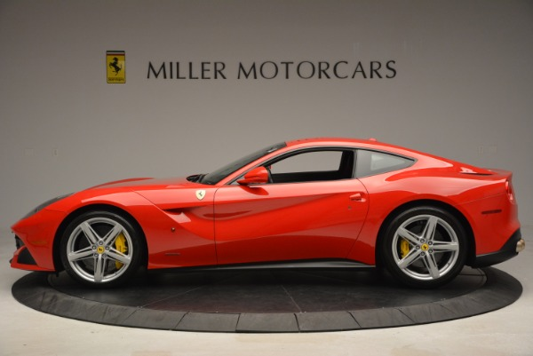 Used 2015 Ferrari F12 Berlinetta for sale Sold at Pagani of Greenwich in Greenwich CT 06830 3