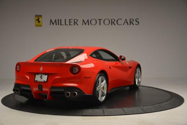 Used 2015 Ferrari F12 Berlinetta for sale Sold at Pagani of Greenwich in Greenwich CT 06830 7